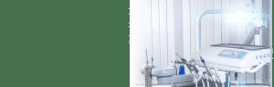 narzędzia stomatologiczne w gabinecie