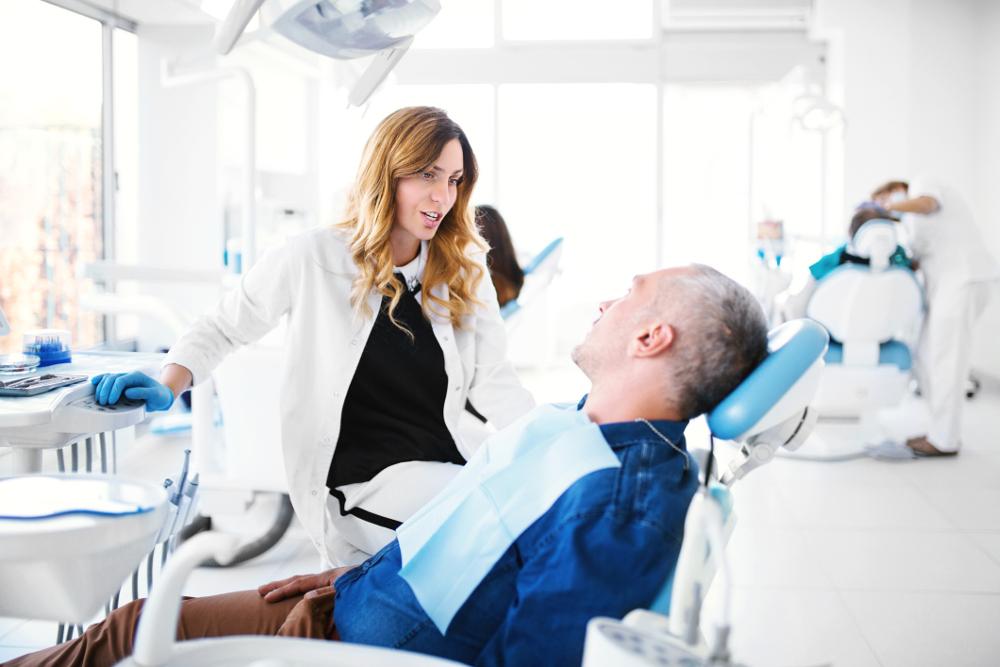 konsultacja dentystyczna